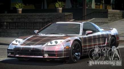 Acura NSX R-Style L9 для GTA 4