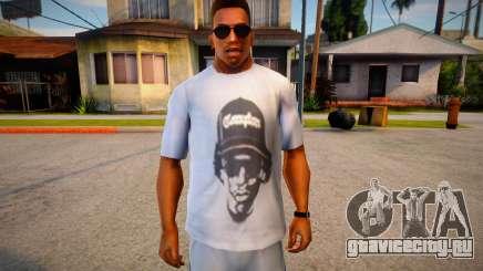Eazy-E T-Shirt для GTA San Andreas