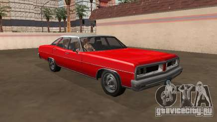 Regina Dundreary Sedan my version для GTA San Andreas