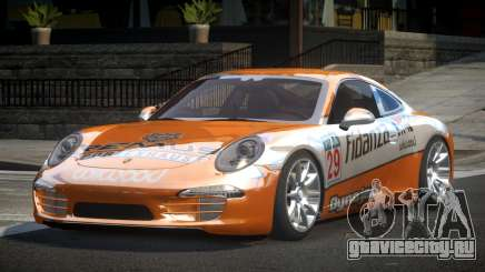 Porsche 911 Carrera GS-R L5 для GTA 4
