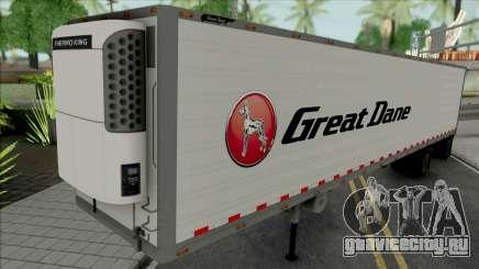 Remolque Thermo King Spread Axle для GTA San Andreas