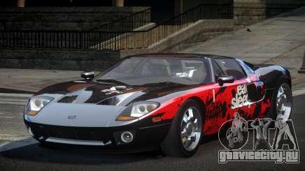 Ford GT1000 PSI L9 для GTA 4