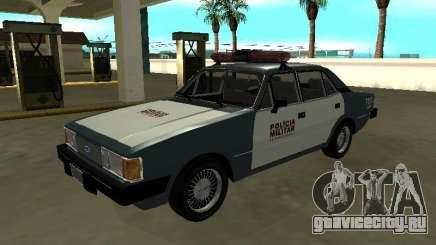 Chevrolet Opala da BM do estado de MG для GTA San Andreas
