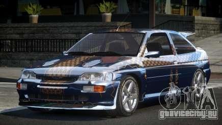 Ford Escort PSI-R L4 для GTA 4