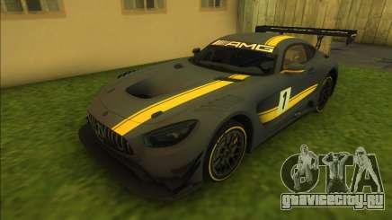Mercedes-Benz AMG GT3 для GTA Vice City