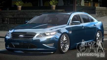 Ford Taurus EcoBoost для GTA 4