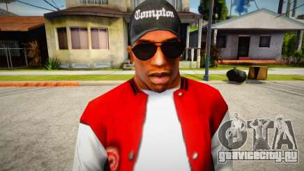 Кепка Eazy-E (Compton) для GTA San Andreas