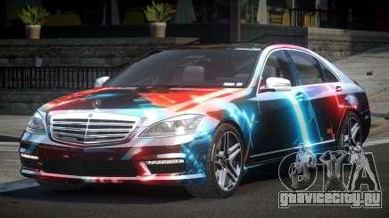 Mercedes-Benz S65 GST-R L10 для GTA 4