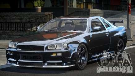 Nissan Skyline PSI Drift для GTA 4