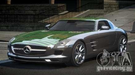 Mercedes-Benz SLS G-Style L6 для GTA 4