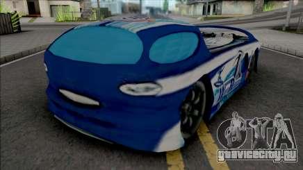 Hot Wheels Acceleracers Deora II для GTA San Andreas