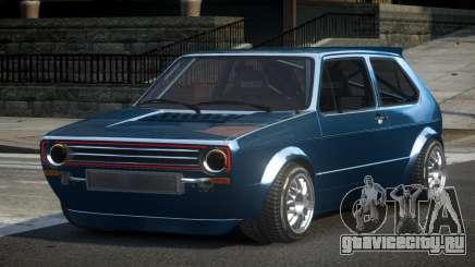 Volkswagen Golf PSI-R для GTA 4