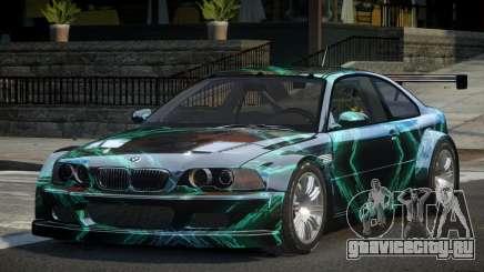 BMW M3 E46 GTR GS L3 для GTA 4