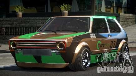 Volkswagen Golf PSI-R L4 для GTA 4