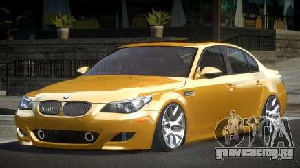 BMW M5 E60 GST-L V1.0 для GTA 4