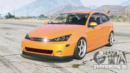 Ford Focus AMG〡add-on для GTA 5
