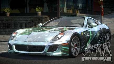 Ferrari 599 GTO BS L7 для GTA 4