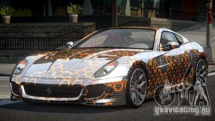 Ferrari 599 GTO BS L5 для GTA 4