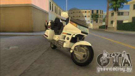 Honda Goldwing GL 1500 для GTA Vice City