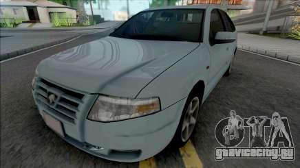 Ikco Samand Soren ELX для GTA San Andreas
