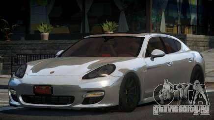 Porsche Panamera GS V1.0 для GTA 4