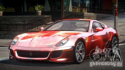 Ferrari 599 GTO BS L8 для GTA 4