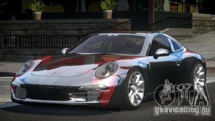 Porsche 911 Carrera GS-R L6 для GTA 4