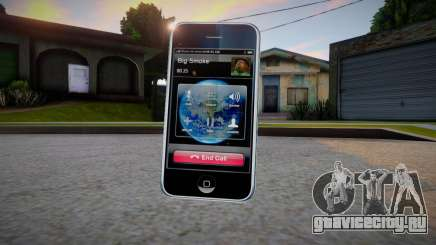 iPhone 3G для GTA San Andreas
