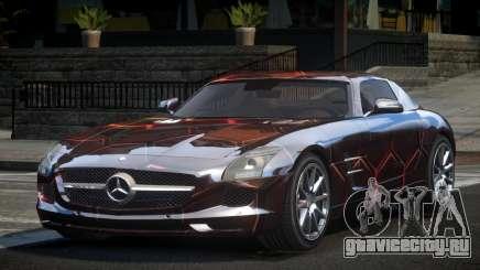 Mercedes-Benz SLS G-Style L2 для GTA 4