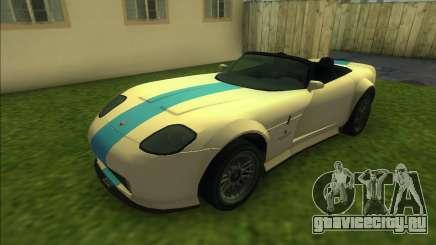 GTA IV Bravado Banshee для GTA Vice City