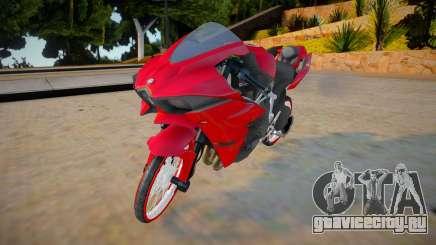 Kawasaki H2R Thailook для GTA San Andreas