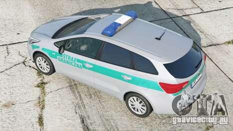 Kia Ceed SW Polish Border Guard〡[ELS] add-on