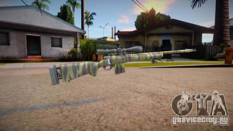 M24 (AA: Proving Grounds) V3 для GTA San Andreas