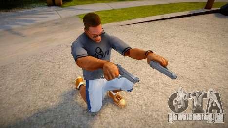 Beretta M9 (AA: Proving Grounds) для GTA San Andreas