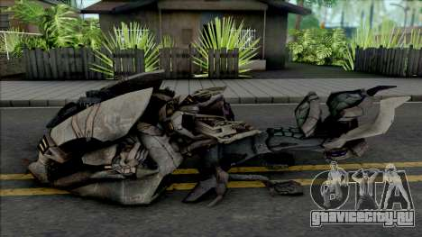 GTA Halo Brute Chopper GGM Conversion для GTA San Andreas