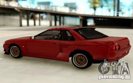 1994 NISSAN SKYLINE GT-R R32 для GTA San Andreas
