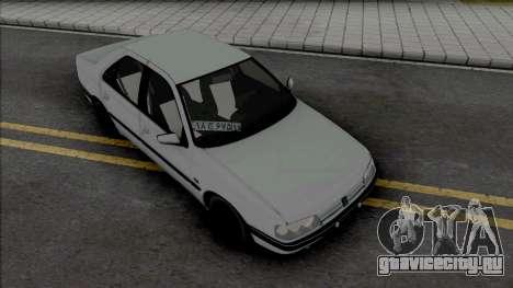 Peugeot 405 GLX Dogs для GTA San Andreas