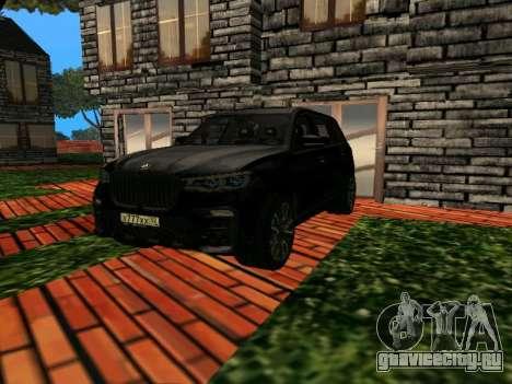 BMW X7 Xdrive D50 для GTA San Andreas