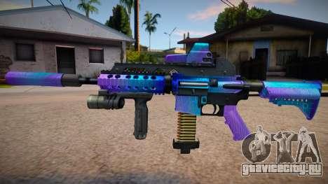 M4 Digital для GTA San Andreas