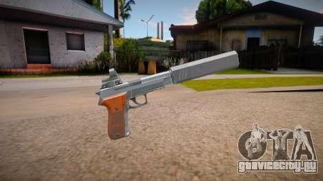 SIG P226R (Escape from Tarkov) - Silenced v4 для GTA San Andreas