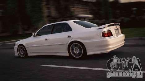 Toyota Chaser 100 RUS Plates для GTA San Andreas