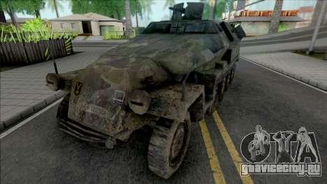Sd.Kfz. 251 для GTA San Andreas