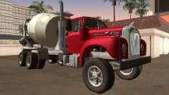 Mack B-61 1953 Cement