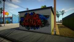 New Graffiti для GTA San Andreas