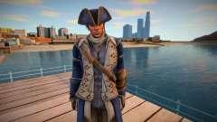 Connor Naval для GTA San Andreas