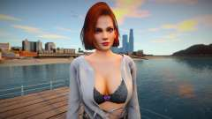 Tina Armstrong Casual v7 для GTA San Andreas