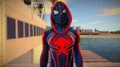 SpiderMan Miles Morales - 2099 Suit для GTA San Andreas