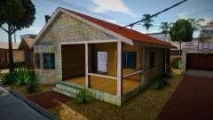 New house for Big Smoke для GTA San Andreas