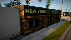Магазин New York для GTA San Andreas