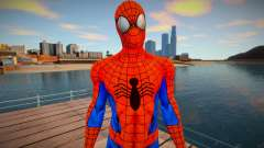 Spiderman 70s для GTA San Andreas